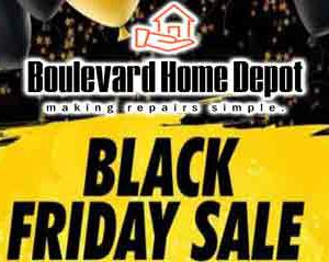 Boulevar Home Depot Black Friday Discount