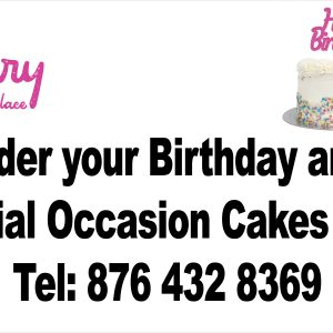 Get your birthday cake at the Pastry Shop