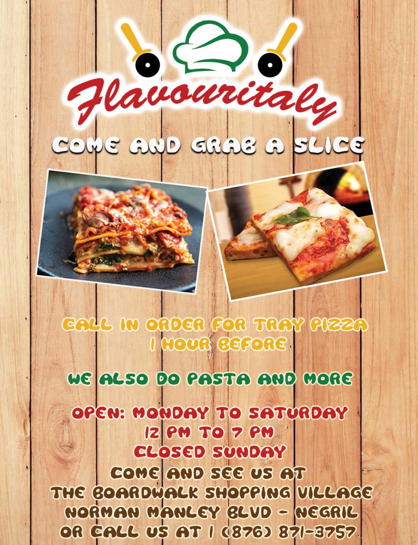 Flavouritaly a taste of italian food now at the mall